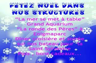 Venez fêter Noël en Bretagne