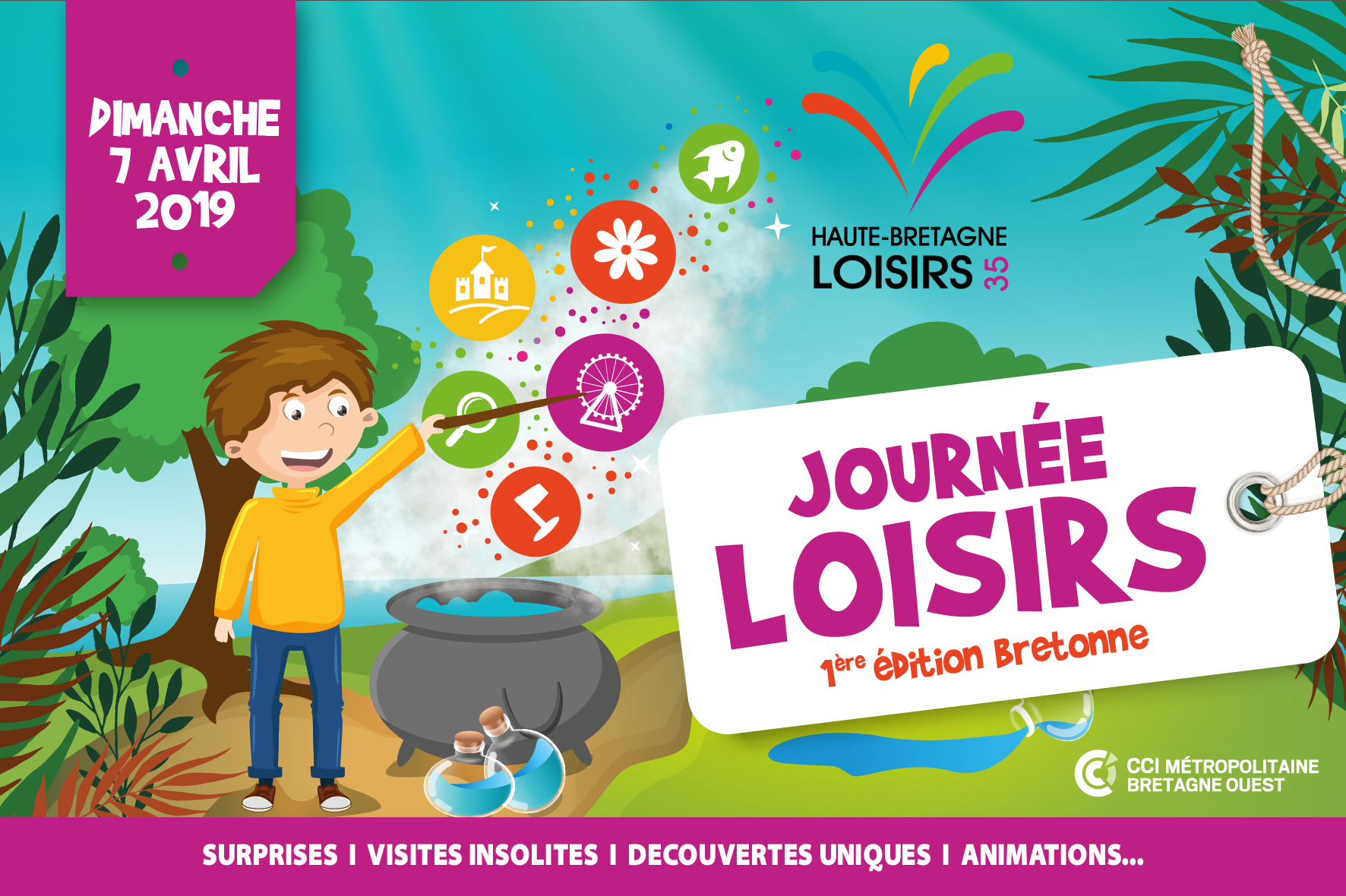 Première journée des Loisirs (édition Bretonne)